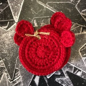 Disney Mickey Minnie Mouse Coasters